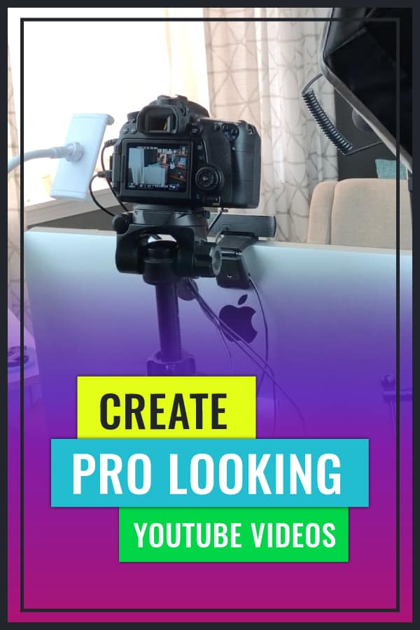 Creating YouTube videos on your own can be daunting, but figuring out how to create professional YouTube videos isn't hard at all. Here is an easy walkthrough of my process!
