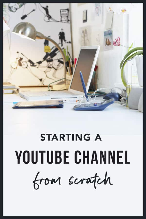 The Questions, Concerns, Fears, and Tips for Starting a YouTube Channel from Scratch... In this episode, you're going to learn what's going on with a new blog and YouTube channel that I'm starting from scratch, and I'm sharing the questions, concerns, fears, and next steps so that if you, too, are at the same starting point as me, we can kind of work through this together!