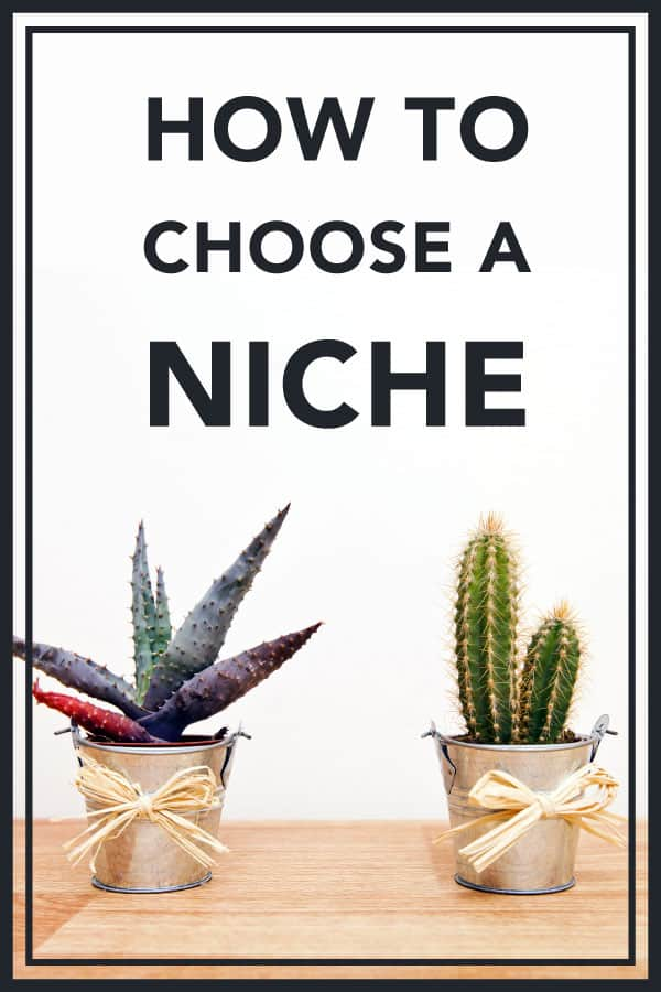 Pin How To Choose A Niche
