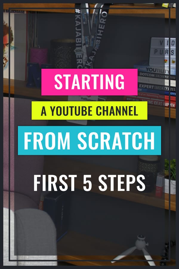 How to Plan Your YouTube Videos (Starting from Scratch!) - If you're starting a YouTube channel from scratch, you may be wondering how to plan your YouTube videos! It can be tricky when you're just starting out, so in this video, I'm going to show you exactly what I'm doing to plan YouTube videos for a brand new channel.