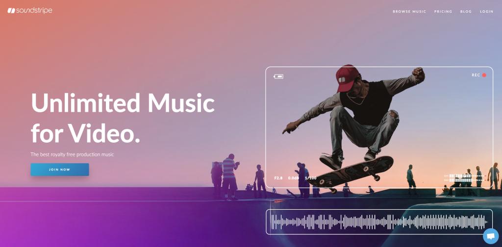 Background Music For Social Media Soundstripe