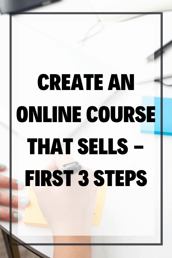 I am such a nerd when it comes to online business and I love taking in new strategies around how to create an online course that sells. I already have a couple of courses, plus my membership program but in 2020, I was planning to launch a brand new course... and then coronavirus happened. BUT... the plan is still on! And I want to share with you the first 3 steps I always take when creating an online course. Don't skip these!