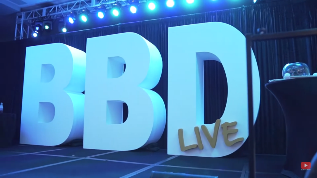 BBD Live Event