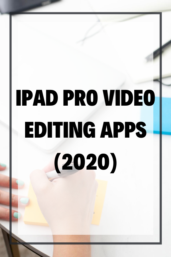 Video editing on iPad Pro has come a LONG way in recent years and in this blog, let me show you my top 3 favorite video editing apps for iPad Pro for 2020!
