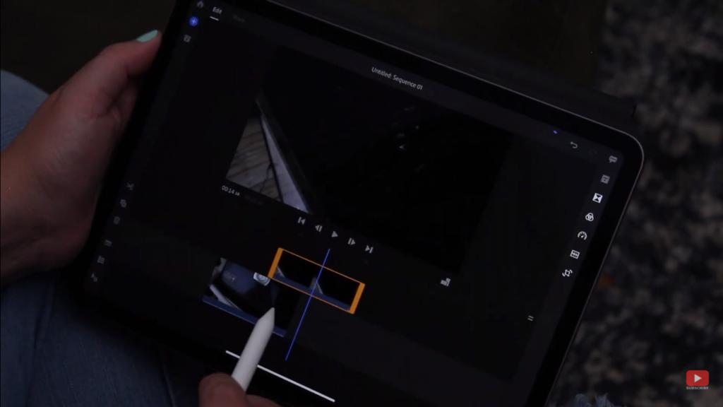 Adobe Premiere Rush for iPad/iPad Pro