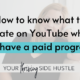 How To Know What To Create On Youtube When You Have A Paid Program 2