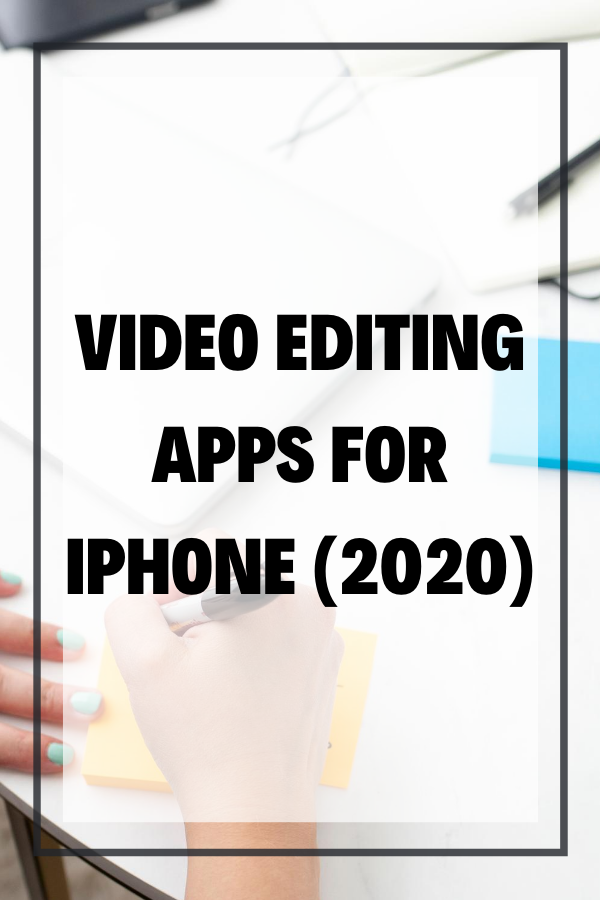 Video editing on the iPhone has come a long way and we now have many options! In this blog, I'm going to share the top video editing apps for iPhone in 2020 and beyond!
