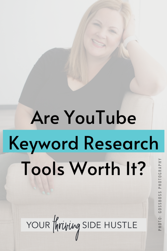 Do you really need keyword research tools to start and grow your YouTube channel? Is it really necessary to pay for TubeBuddy, MorningFame, and VidIQ? I'm sharing the benefits of these tools, as well as some alternative methods for keyword research and searching engine optimization without using these tools.