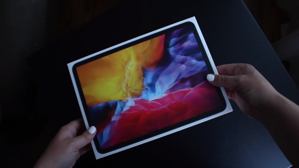 Unboxing the new iPad Pro 2020