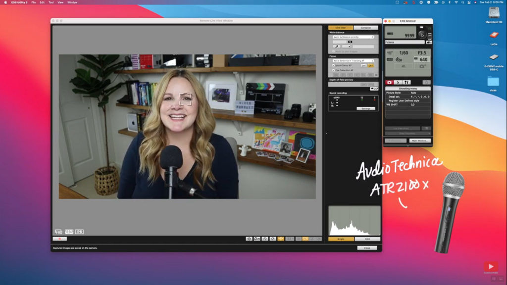 using my audiotechnica atr 2100x microphone for zoom remote meeting